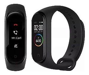 Relógio Smartwatch Xiaomi Miband 4 Português Original Brasil