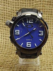Oakley Quartz  Preto e Azul