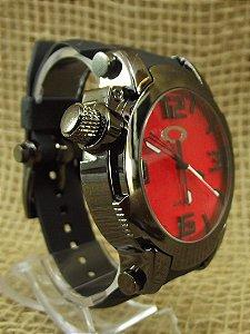 Oakley Quartz Preto Vermelho