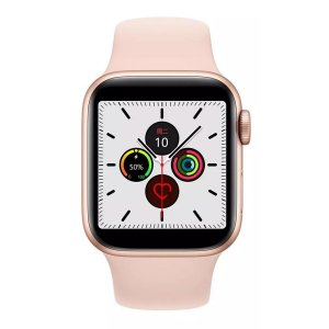 Smartwatch iwo 12 Rosa