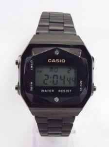 Casio Diamante - Preto