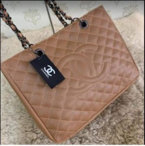 Bolsa Chanel N° 3 Marrom