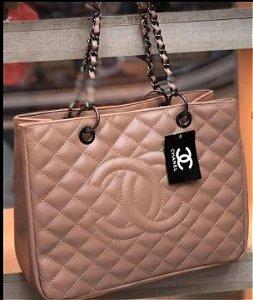 Bolsa Chanel N° 3 Bege