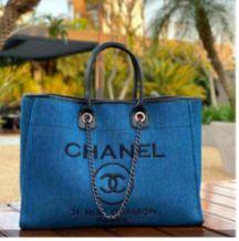 Bolsa Chanel N° 9 Azul