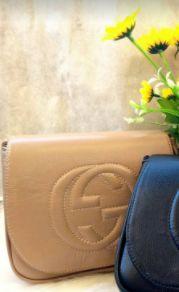 Bolsa Gucci N°1 Bege