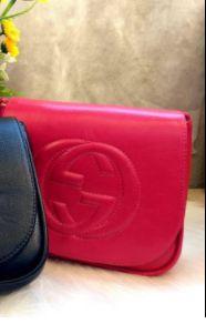 Bolsa Gucci N°1 Vermelha