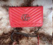 Bolsa Gucci N°2 Vermelha