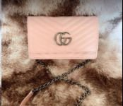 Bolsa Gucci N°2 Rosa