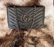 Bolsa Gucci N°2 Preta
