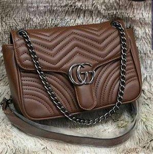 Bolsa Gucci N°3 Marrom