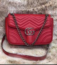 Bolsa Gucci N°3 Vermelha