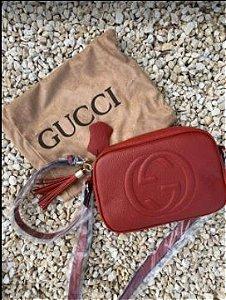 Bolsa Gucci N°5 Vermelha