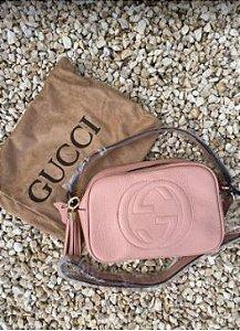 Bolsa Gucci N°5 Rosa