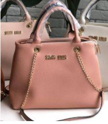 Bolsa Santa Lolla N°3 Rosa