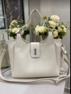 Bolsa Santa Lolla N°6 Branca