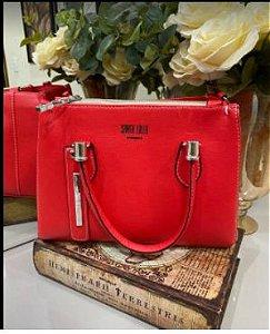 Bolsa Santa Lolla N°8 Vermelha