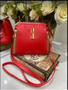 Bolsa Santa Lolla N°9 Vermelha