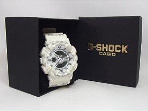 Gshock GA110 + Vedação a prova dágua