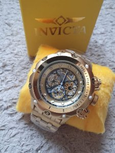 Invicta Skeleton 100% funcional