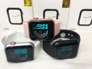 Smartwatch D28 - Branco