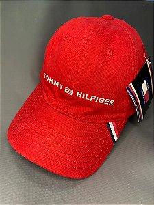 Boné Tommy Hilfiger - Vermelho