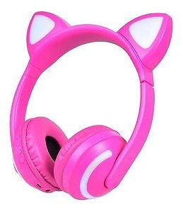 Fone Orelha De Gato Xls Bluetooth