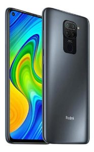 Xiaomi Note 9 128Gb INDIANO - Preto