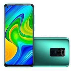 Xiaomi Note 9 128Gb - Verde-Floresta
