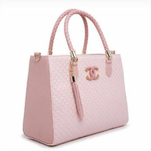 Bolsa Chanel N° 1 G - Rosa