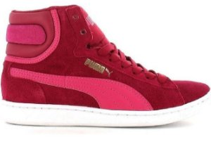 Tenis Puma Vikky Mid Rose Red