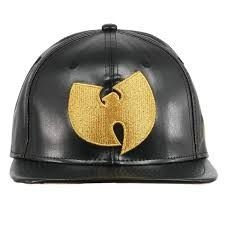 BONÉ NEW ERA 9FIFTY | WU-TANG GOLD BLACK