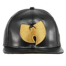 BONÉ NEW ERA 9FIFTY | WU-TANG GOLD BLACK