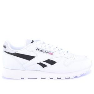 Tenis Reebok Classic Leather Pop Branco