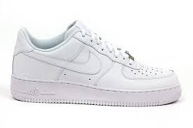 Tenis Nike Air Force 1 White White