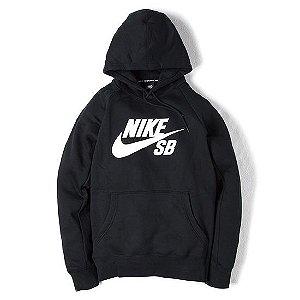 Moletom Canguru Nike SB Preto