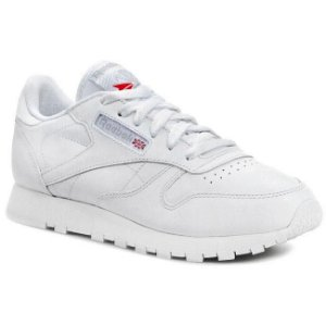 Tenis Reebok Classic Leather Branco