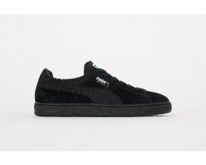 TÊNIS PUMA SUEDE CLASSIC DIAMOND SUPPLY PRETO