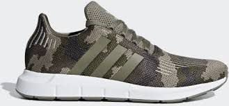 Tenis Adidas Swift Run Camuflado