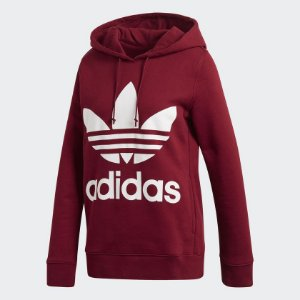 Blusa Moletom Adidas Feminino com Capuz
