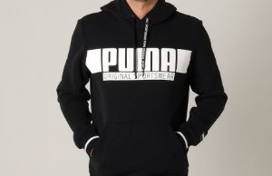 Moletom Puma Athletics Hoody FL