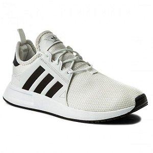 Tenis Adidas XPLR Branco com Preto cc2d60594f008