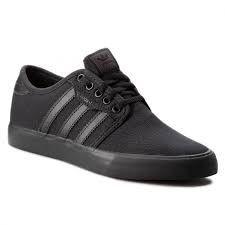 Tenis Adidas Seeley Preto ( Black Black)
