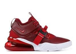 Tenis Nike Air Force 270 Red