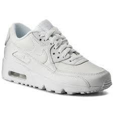 Tenis Nike Air Max 90 White White