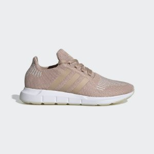 Tenis Adidas Swift Run Feminino nude