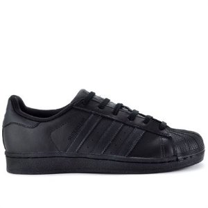 b789cbc1278b4 Tenis Adidas Superstar Foundation Black Black