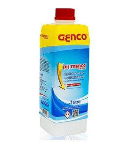 Reduz pH e Alcalinidade Genco pH Menos 1l