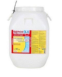 Cloro Granulado Genco L.E. Múltipla Ação 3em1 - 50kg