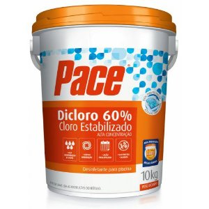 Cloro Granulado hth Pace Dicloro - 10kg