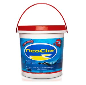 Cloro Granulado Neoclor Economic 10kg